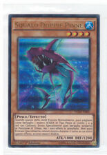 Yu-Gi-Oh Squalo Doppie Pinne DUSA-IT001 Ultra Rara