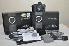 ** RARE ** Olympus OM-D E-M5  Elite Black Edition (Body Only) w/ Box, EXCELLENT!