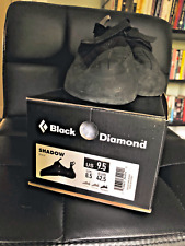 Black Diamond Shadow Climbing Shoes Us M 9.5