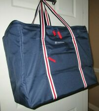 Costco KEEPCOOL Extra Large Reusable Insulated Shopping Cooler Bag NWT Navy
