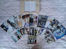 K-POP INFINITE PHOTO CARD 18 PCS/ POST CARD 18PCS/ MEMO PAD 50 PADS SET NEW