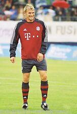 Alexander Zickler Bayern München 2002-03 seltenes Foto