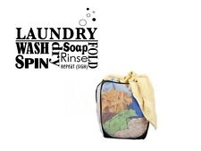 LAUNDRY Collage Vinyl Lettering Decal Words Wall Sticker Wall Ar Decor Quote