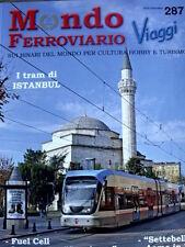 Mondo Ferroviario 287 - I Tram di Istanbul  - Settebello ACME in H0