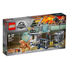LEGO Jurassic World 75927 Ausbruch des Stygimoloch Breakout L'évasion N6/18