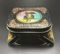 Vintage Singer Sewing Machine Collector Tin with Handles Black**Sale**$18