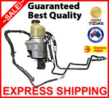 HOLDEN ASTRA ELECTRIC P/S POWER STEERING PUMP TRW BRAND TS *For Conversions*