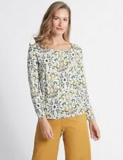 Marks and Spencer Ivory Viscose Clothing for Women