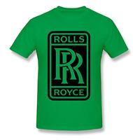 Men's Rolls Royce Logo T-Shirt