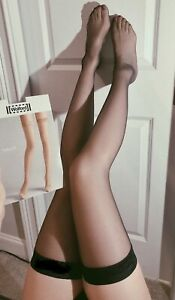 Wolford Naked 8 Stay-Up Stockings