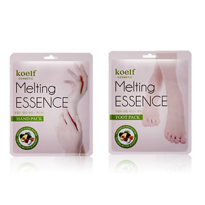 [KOELF] Melting Essence Pack 1pack(10pcs x 2pair) / Korea Cosmetic