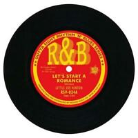 "LITTLE JOE HINTON Let's Start A Romance NORTHERN SOUL 45 (OUTTA SIGHT) R&B 7"""
