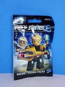 Kre-O Star Trek Figure Pack A3685 New Unopened Blind Bag