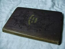 1840 HAND BOOK UP THE SEINE - John Frederick Smith - PARIS FRANCE Map & Guide