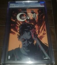 Outcast by Kirkman & Azaceta #1 - second printing CGC 8.0  (July 2014, Image)