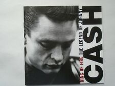 Johnny Cash - Ring Of Fire. The Legend Of (CD 2005) VG Cond