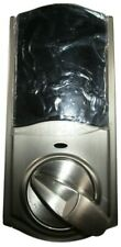 Front Cover Interior Assembly Kwikset SmartCode 888 915 916 Lock Satin Nickel