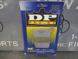 DP Brakes Rear Brake Pads SDP815 Honda CR XR 80 85 100F 125R 250R 400 500R 650R