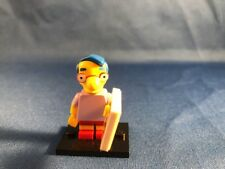The Simpsons Lego Mini Figure Milhouse
