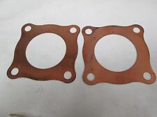 NOS Kawasaki 82-88 KDX80 81-82 KX80 Cylinder Head Gasket 11004-1031 Set Of 2