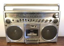 Vintage Panasonic RX-5500 Stereo Cassette Boombox