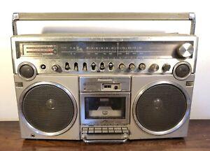 Vintage Panasonic RX-5500 Stereo Cassette Boombox