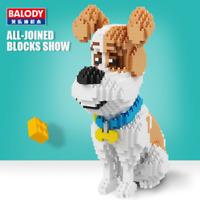 Balody Gebäude Haustier Serie Mike Bausteine Spielzeug Geschenk Blocks