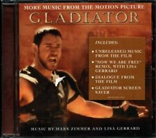 Gladiator Ost - Hans Zimmer And Lisa Gerrard Cd Ottimo