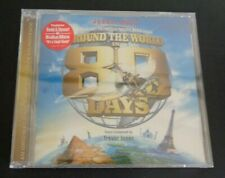 Around the World in 80 Days [2004] [Motion Picture Soundtrack] CD New DISNEY