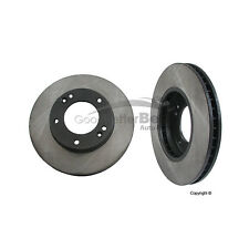 One New OPparts Disc Brake Rotor Front 40528019 517123E400 for Kia Sorento