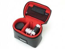 Artisan & Artist Luxury Case for Leica or Mirrorless Camera Lenses ACAM 63N Bag