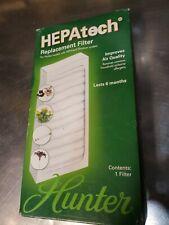 Original Hunter Model 30963 Hepatech Replacement Air Filter