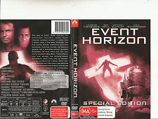 Event Horizon-1997-Laurence Fishburne-2 Disc Special Edition-Movie-DVD