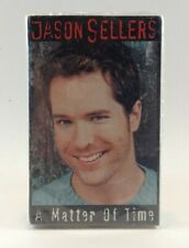 Jason Sellers - A Matter Of Time - (Cassette Tape 1999) - Single - Country Rock