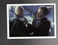 James Bond Archives Final Edition Die another Day #45 GOLD card 220/250