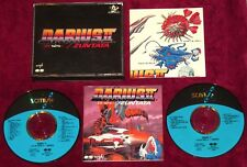 DARIUS II NIGHT STRIKER CD SOUNDTRACK ZUNTATA JAPAN OST ARCADE SEGA SHMUP GAME