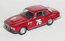 Alfa Romeo 2600 Sprint Tour de France 1963 7276 1/43 Bang Made in Italy