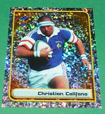 N°121 CALIFANO XV FRANCE FFR MERLIN IRB RUGBY WORLD CUP 1999 PANINI COUPE MONDE