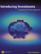 Introducing Investments: A Personal Finance Approach, Redhead, Keith, New Book