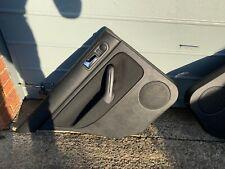 5763 F4  1999-2004 MK4 VW GOLF 1.9 TDI 5 DOOR N/S REAR PASSENGERS SIDE DOOR CARD