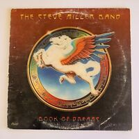The Steve Miller Band – Book Of Dreams 1977 Vinyl LP Capitol SO-11630