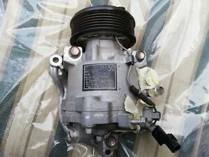 MITSUBISHI ASX PEUGEOT 4008 AND MANY MORE AC COMPRESSOR AS SHOWN ON THE PICTURE