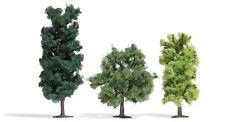 Busch 6941 -- 3 Laubbäume, Spur H0/TT