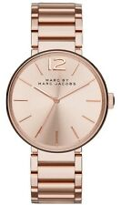 Marc by Marc Jacobs Peggy MBM3402 Rose Gold-Tone Stainless Steel Women's Watch