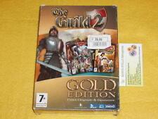 THE GUILD 2 GOLD EDITION x PC NUOVO SIGILLATO Versione Italiana GIOCO + ESPANS..