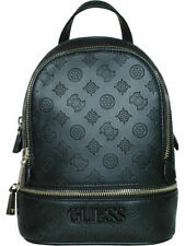 Guess Women's Skye Backpack Bag leather Authentic NEW