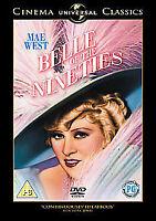 BELLE OF THE NINETIES MAE WEST ROGER PRYOR CINEMA CLASSICS UK DVD NEW