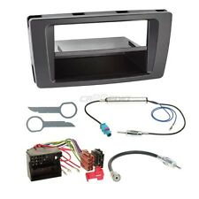 Skoda Octavia 2 1Z 04-08 1-DIN Radio Set Adapter Cable Radio Faceplate