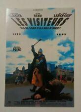 carte postale film LES VISITEURS Jean RENO Christian CLAVIER Valérie LEMERCIER
