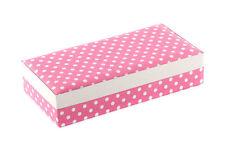 Pink Spot Earring Box